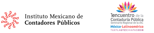 Primer Encuentro de la Contaduría Pública Seminario Regional de la AIC México-Latinoamérica